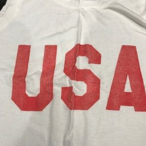 Alternative Apparel Tops - USA Tank Top from Alternative Apparel- Ships Fast